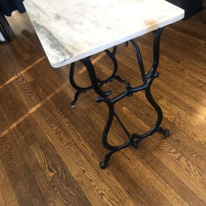 Antique Sowing Machine Frame (Table) for Sale in Washington, DC