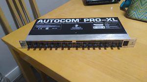 Autochrome pro XL audio interactive processor for Sale in Mesa, AZ