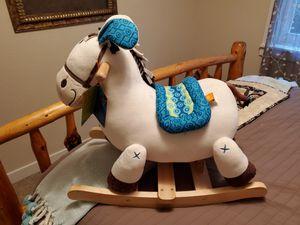 Rocking horse B Toy brand for Sale in Bonney Lake, WA