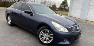 2011 g25X Infiniti PARTS ONLY for Sale in Baltimore, MD