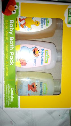 Travel size baby bath pack for Sale in San Angelo,  TX