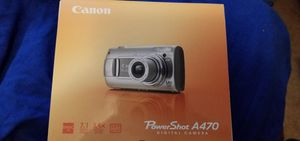 Canon 470 powershot for Sale in Seattle, WA