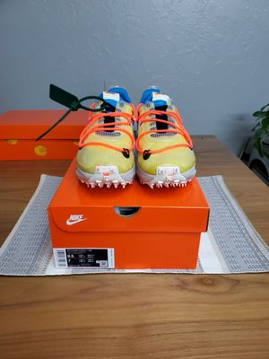 Nike Off White Vapor Street Woman Shoe for Sale in Alameda, CA
