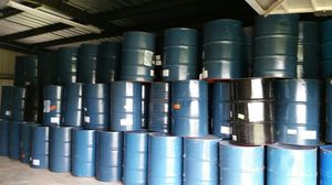 55 gallons metal drums food great for Sale in Sanger, CA
