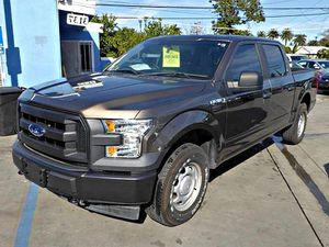 2017 Ford F150 XL SuperCrew 6.5-ft. Bed 4WD 105k for Sale in South Gate, CA
