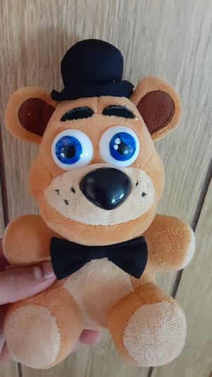 Freddy Fazbear plushie for Sale in Tracy, CA