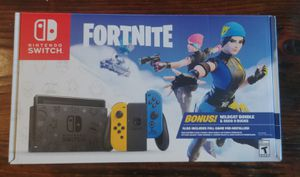 Nintendo Switch Fortnite Edition for Sale in Katy, TX
