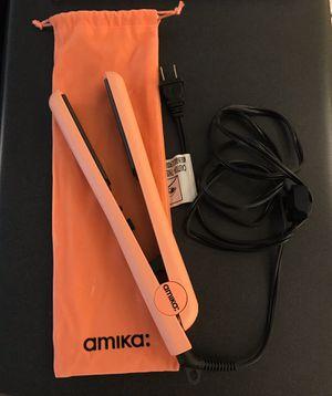 Amika hair straightener for Sale in Austin, TX
