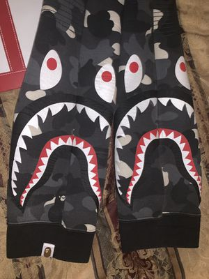 Bape shark sweats for Sale in Golden, CO