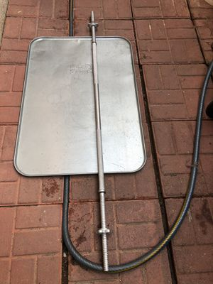 Olympic bar 5ft(1inches) for Sale in San Jose, CA