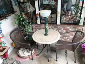 Outdoor furniture set for Sale in Tacoma, WA