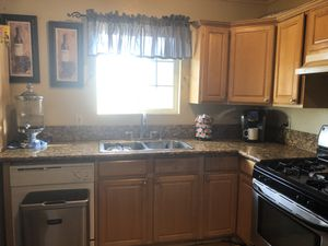 Kitchen cabinets with granite counter tops for Sale in Lemon Grove, CA