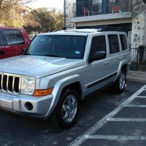 2009 jeep commander $6,500 OBO for Sale in Victoria, TX