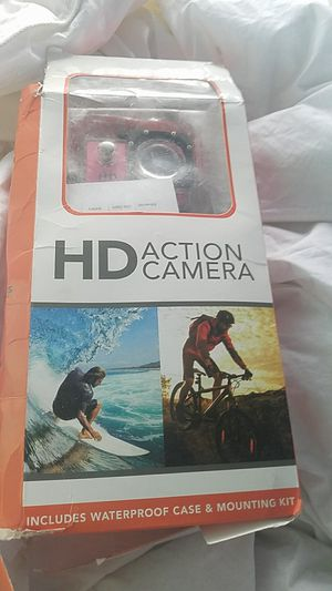 HD Action Camera (1080p) for Sale in Las Vegas, NV
