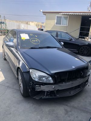 Parting Out! 2009 Mercedes C350 for parts! for Sale in Rialto, CA