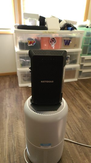 Netgear Night Hawk Modem with voice for Sale in Mill Creek, WA