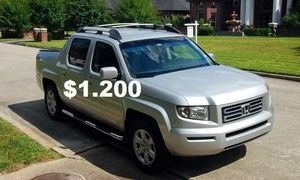 👍$1.200🔥I sell my family 2007 Honda Ridgeline RTS🔥🙏 for Sale in Hartford, CT
