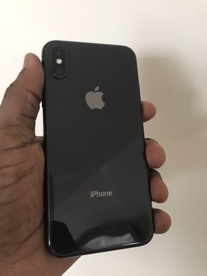 Apple iPhone X 64GB - (Sprint) for Sale in Durham, NC