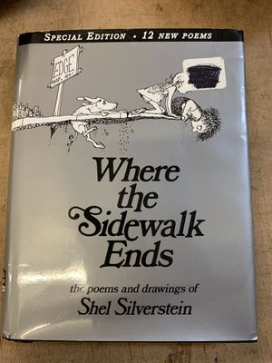 Where The Sidewalk Ends book for Sale in New Port Richey, FL
