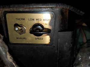 Woodburning insert with blower motor for Sale in Alexandria, VA
