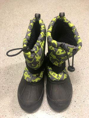 Snow boots kids for Sale in Chula Vista, CA