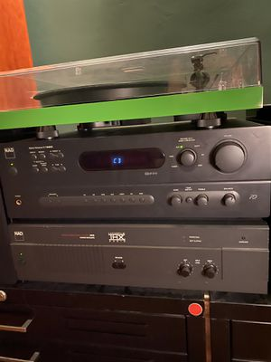 NAD Vintage Stereo Amplifier THX for Sale in Los Angeles, CA