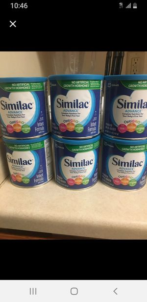 7 can baby formula for Sale in Herndon, VA