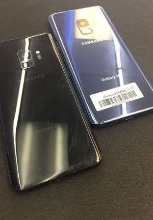 Galaxy S9 (64GB , 128GB ) | Unlocked 🔓| 30 Days warranty✅ | All colors Available❗️iPhone X (64GB , 256GB ) | Unlocked 🔓| 30 Days warranty✅ | All colo for Sale in Tampa, FL