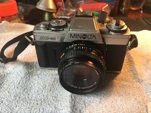MINOLTA XG-M CAMERA 35 MM for Sale in Columbus, OH