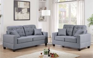 Sofa and Loveseat Set for Sale in Whittier, CA