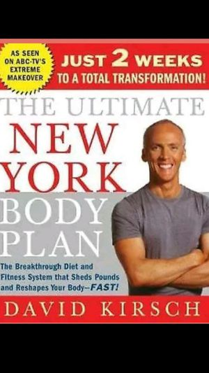 The Ultimate New York Body Plan Book for Sale in Humble, TX