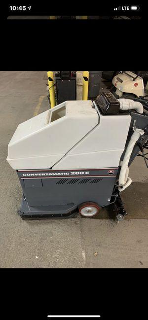 """Advance convertamatic 200E floor scrubber 28"""" wide for Sale in Burbank, IL"""