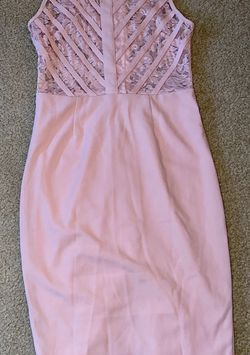 Light Pink Fitted Dress for Sale in Baltimore,  MD