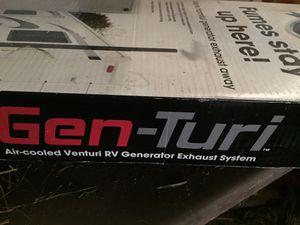 Gen-Turi RV exhaust stack for Sale in Marengo, IL