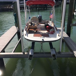1990 BOSTON WHALER 11 FT SUPER SPORT for Sale in Clearwater, FL