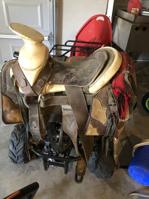 2 monturas - sillas para caballo for Sale in Stockton, CA