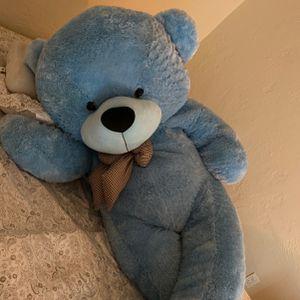 "Overstuffed 84""(7') Plush Teddy Bear for Sale in Miami, FL"