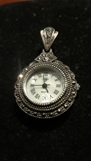 Gorgeous Sterling Silver 925 watch for Sale in Queens, NY