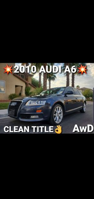 2010 AUDI A6 AVANT PREMIUM QUATTRO for Sale in Las Vegas, NV