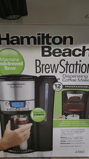 Hamilton Beach Brew Station Coffee Maker for Sale in Tacoma, WA