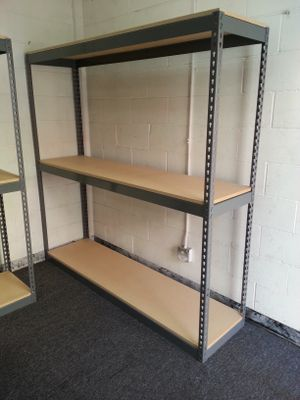 Garage Shelves Supply Storage Present Rack 72 in W x 18 in D Other Sizes Available - Delivery Available - Pickup in Duarte for Sale in Los Angeles, CA