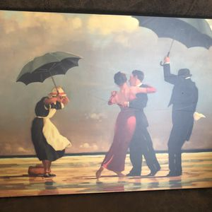 The Singing Butler By Jack Vettriano for Sale in Nashville, TN