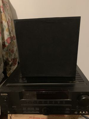 KLH receiver and audio source sub woofer for Sale in Plainfield, IL