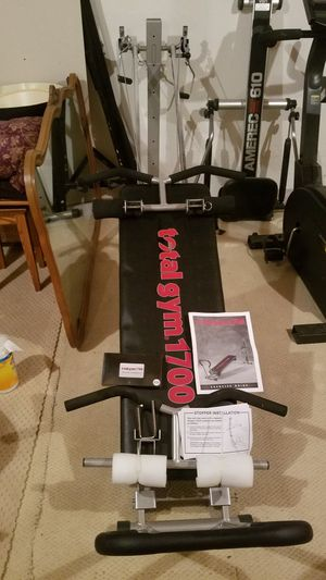 Total Gym 1700 Workout Home Gym for Sale in Rochester, MI