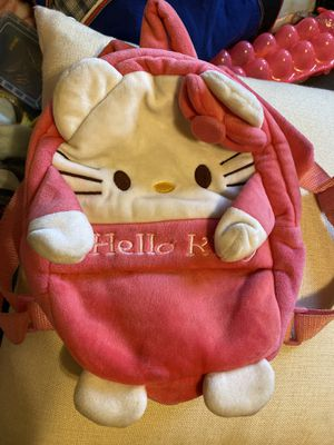 Hello kitty backpack for Sale in Pacifica, CA
