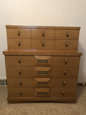 Mid Century Bedroom Set for Sale in Cleveland, OH