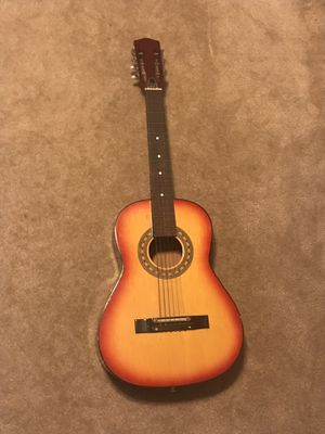 Acoustic guitar for Sale in White Hall, WV