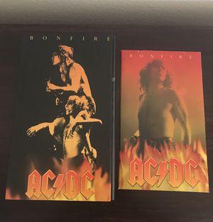 AC/DC Bonfire CD Set for Sale in Draper, UT