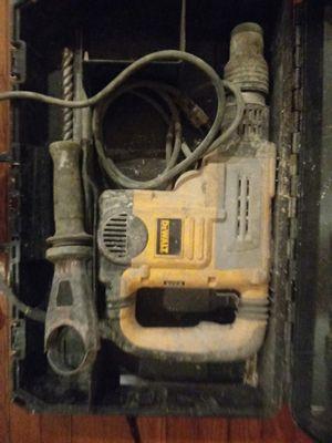 Dewalt hammer drill for Sale in Glen Burnie, MD
