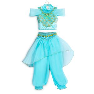 43c5a6c4e Official Disney Jasmine Costume for Kids - Aladdin Size 7/8 for Sale in Lake